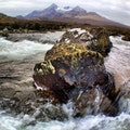 River Sligachan Highland  United Kingdom