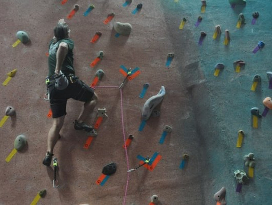 Rock Climbing in Miami? Miami Florida United States