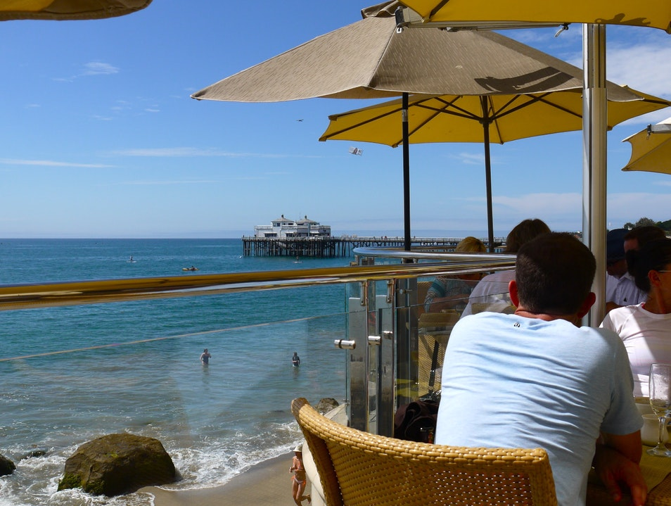 Billionaires' Beach Breakfast Malibu California United States