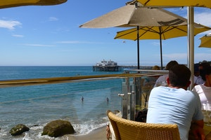 Brunch by the Beach in L.A.