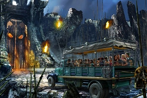 Universal's Islands of Adventure Theme Park