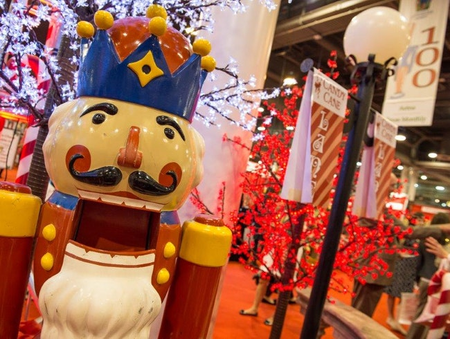 Houston Ballet Nutcracker Holiday Market