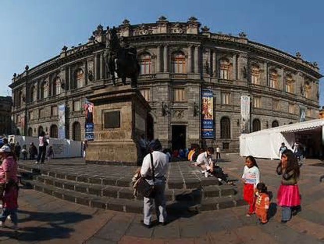 see the art and culture of Mexico