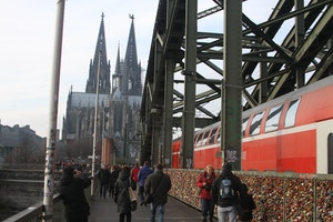 West Germany: A Weekend in Bonn and Cologne