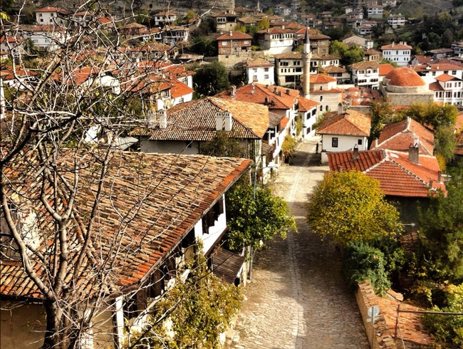Safranbolu ; a beautiful well-preserved Ottoman town