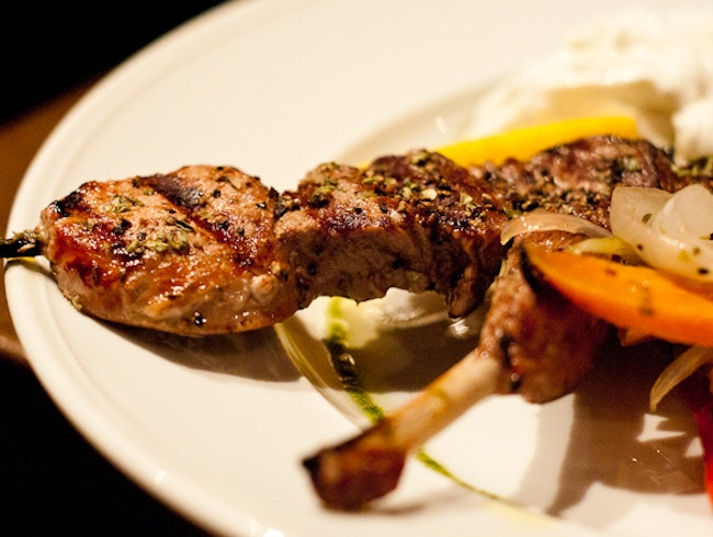 Greek Flavors at Sonjas Grek