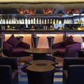 Aura Bar at the Claridge's Hotel New Delhi  India