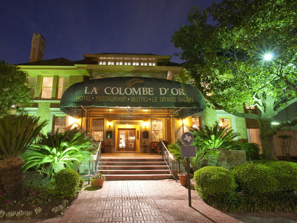 La Colombe d'Or Houston Texas United States