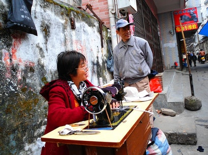 Kwun Kee Tailor Chongqing  China