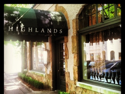 Highlands Bar & Grill Birmingham Alabama United States