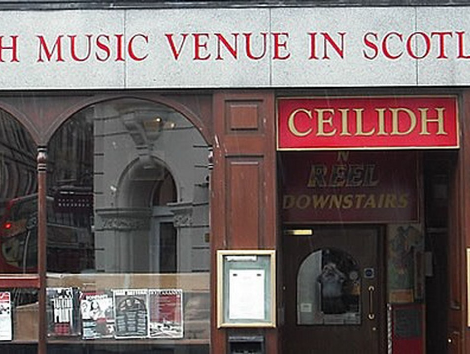Hootananny Ceilidh Café Bar Inverness  United Kingdom