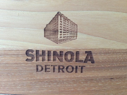 Shinola Detroit Michigan United States