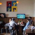 Insert Coin Resto-Bar La Yesera  Chile
