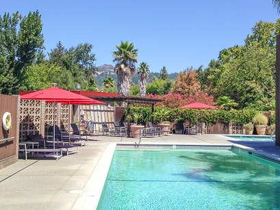 Dr. Wilkinson's Hot Springs Resort Calistoga California United States