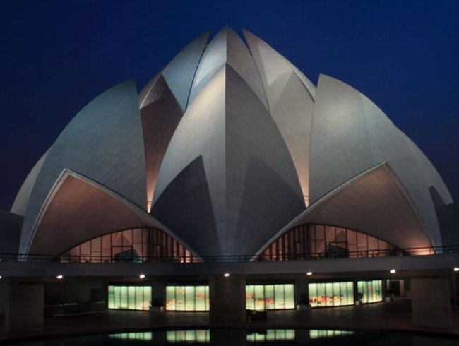 Baha'i Lotus Temple