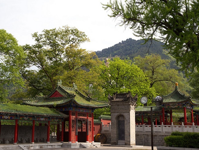 Temple of Taoism