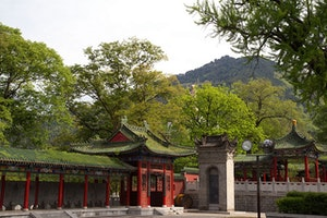 Louguantai Temple