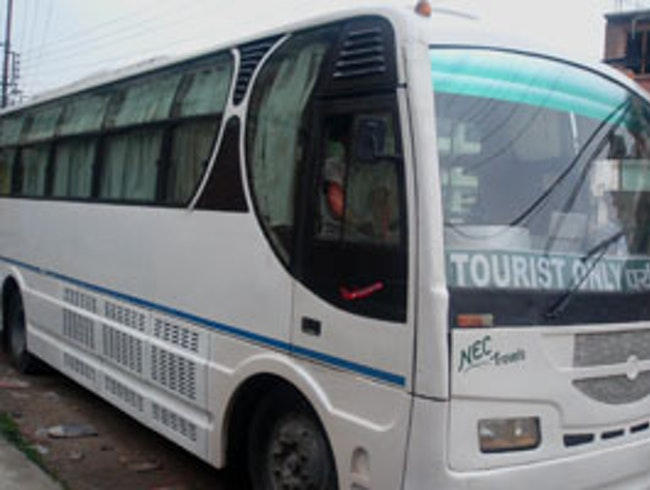 Tourist Bus Ticket Kathmandu To Chitwan - Pokhara