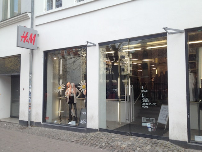 H&M Men's and Women's Clothing
