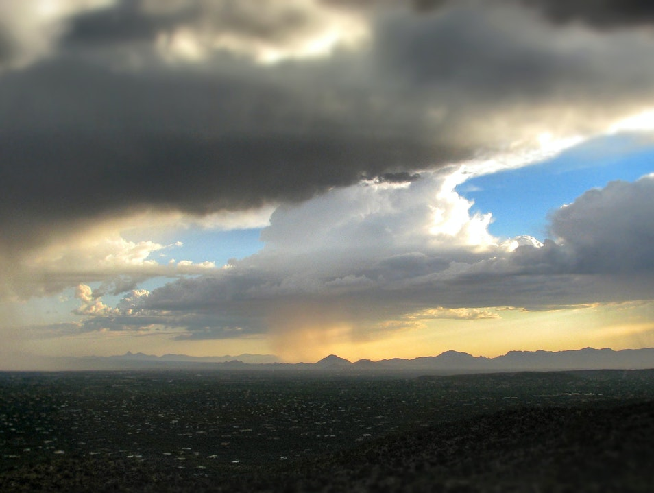 monsoon on the horizon