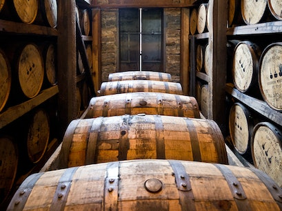 Woodford Reserve Distillery Versailles Kentucky United States