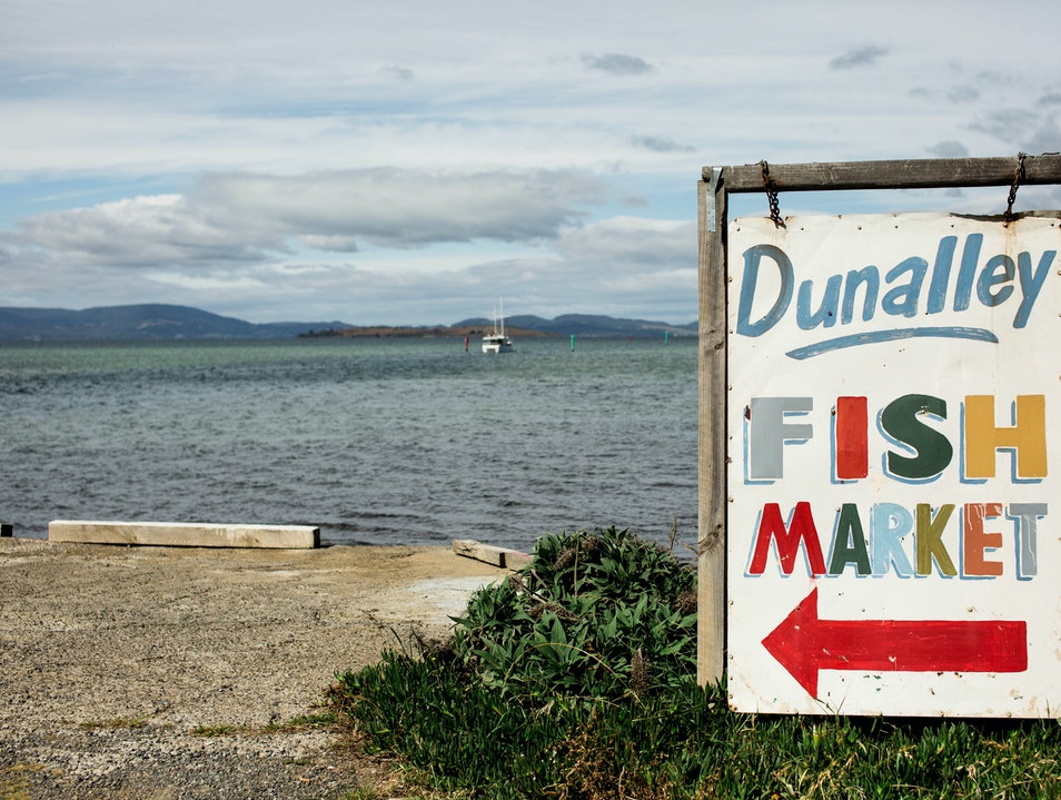 Dunalley Fish and Chips Dunalley  Australia