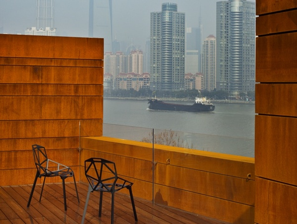 Waterhouse at South Bund Shanghai  China