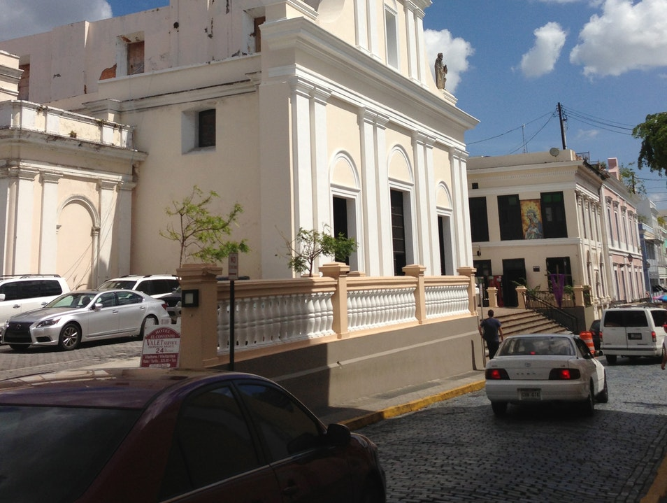 Touring the Second-Oldest Cathedral in the Western Hemisphere San Juan  Puerto Rico
