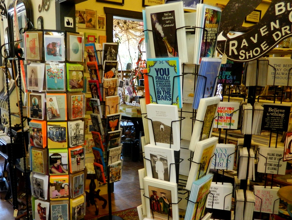A unique paperie & gift shop in San Diego San Diego California United States