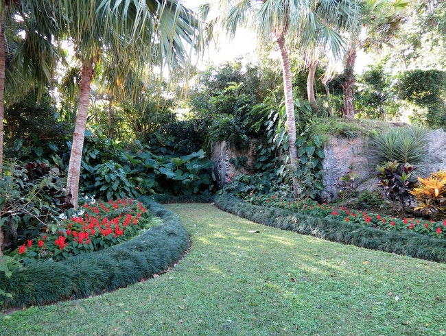 Nature with an International Flair at the Bermuda Arboretum