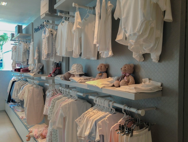 The best in baby clothing
