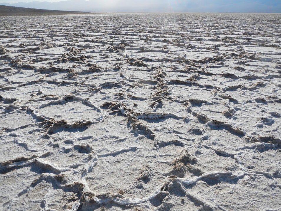 Badwater Salt flats, Death Valley Inyo California United States