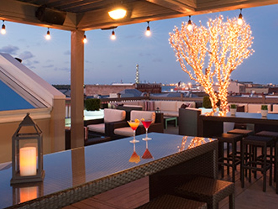 Stay in a Historic Galveston Warehouse