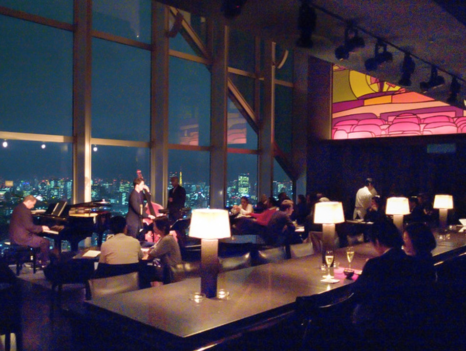 Lost in Translation Bar