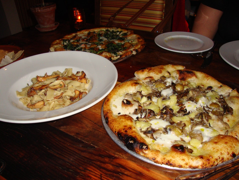 Authentic Italian Food in Downtown Napa Valley