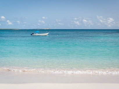Long Bay Beach Saint Philip  Antigua and Barbuda