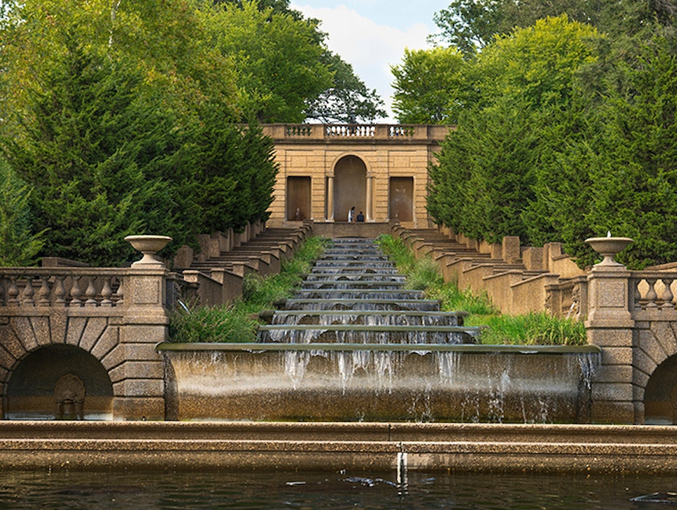 Meridian Hill Park Washington, D.C. District of Columbia United States