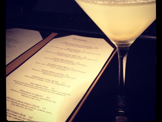 Great Cocktails in Wine Country