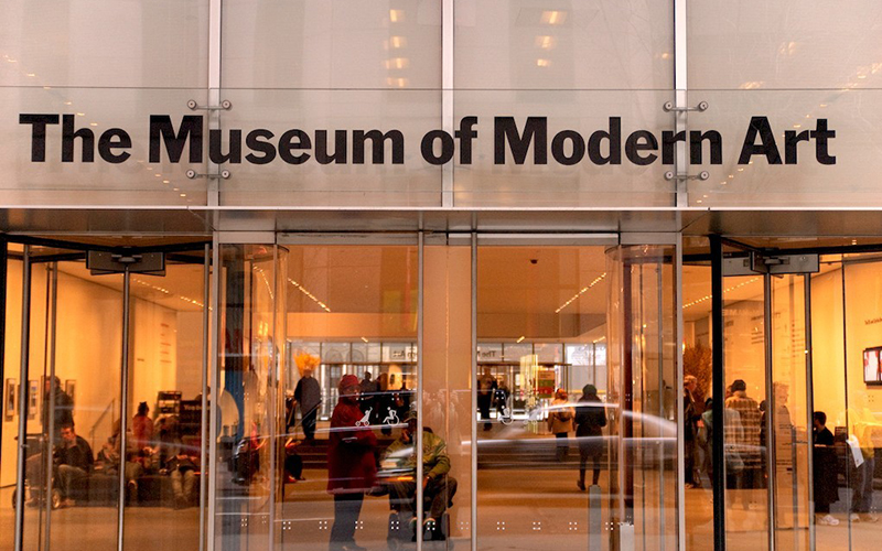 Museum Of Modern Art New York Car Collection
