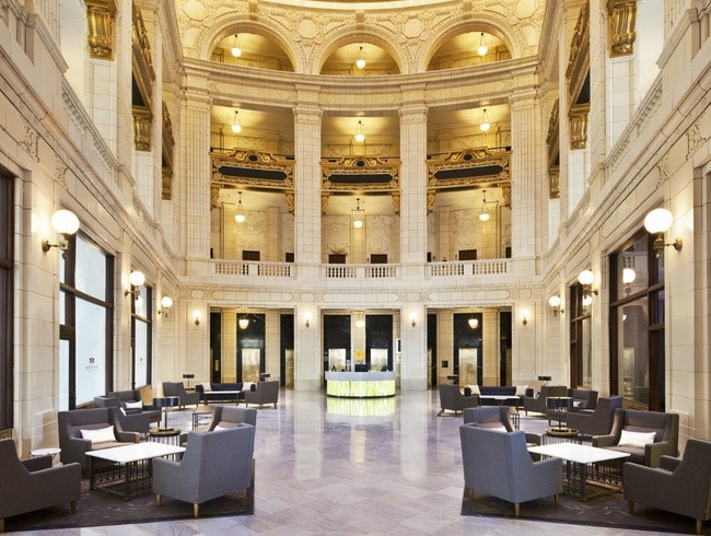 The Best Hotels in Detroit