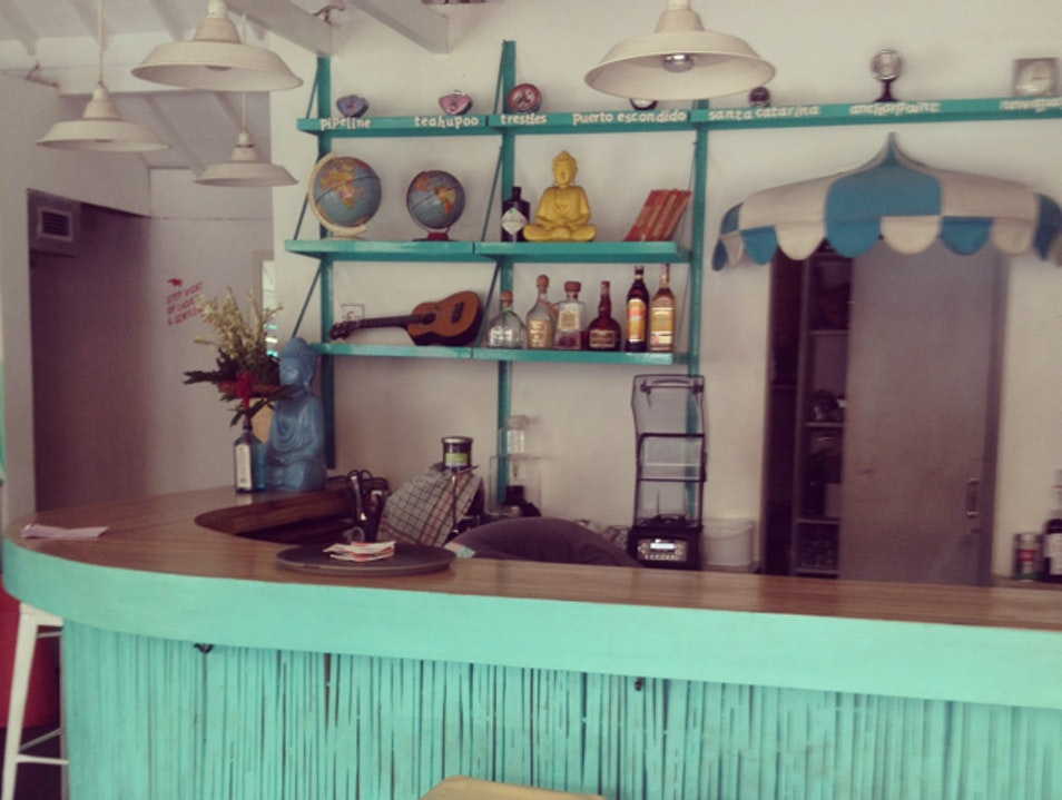 Cute cafe in Seminyak