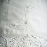 Lace Pillow Case,