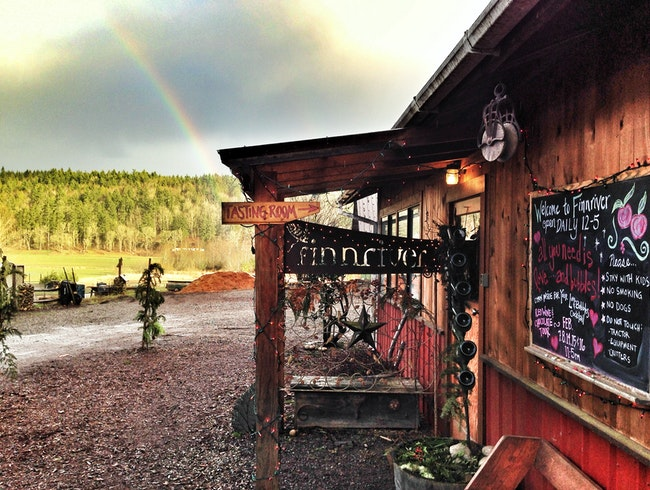 Hard Cider Exploration at the Finnriver Farm & Cidery