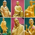 Ten Thousand Buddhas Monastery Hong Kong  Hong Kong
