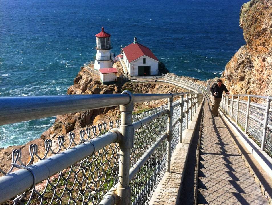 310 Steps to Lighthouse Love Point Reyes Station California United States