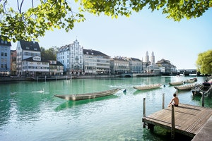 Best Walks in Zurich