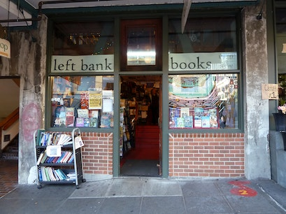 Left Bank Books Seattle Washington United States