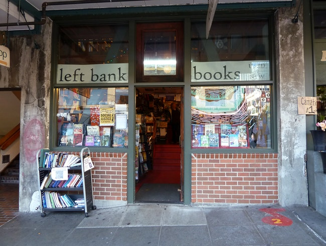 Visit an Anarchist Bookstore
