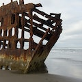 Wreck of the Peter Iredale Warrenton Oregon United States