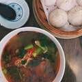 Kung Fu Little Steamed Buns Ramen New York New York United States